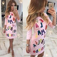 Женское платье №92-4502
