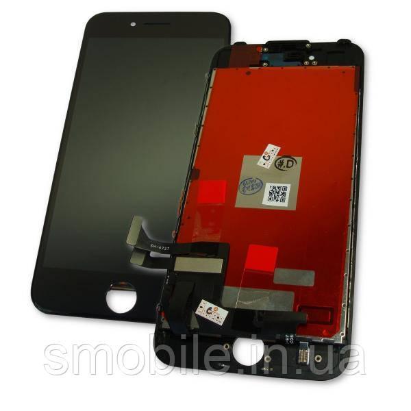Apple Дисплей iPhone 7 + рамка і сенсор чорний (копія)