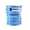 Глянцевая акриловая эмаль на водной основе Акватекс ISAVAL 4л