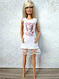 Одежда для кукол Барби - ночнушка, фото 5