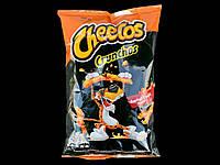 Сирні снеки Чітос / Cheetos Crunchos Sweet Chilli 165 g NEW! (чіпси кранчі читос )