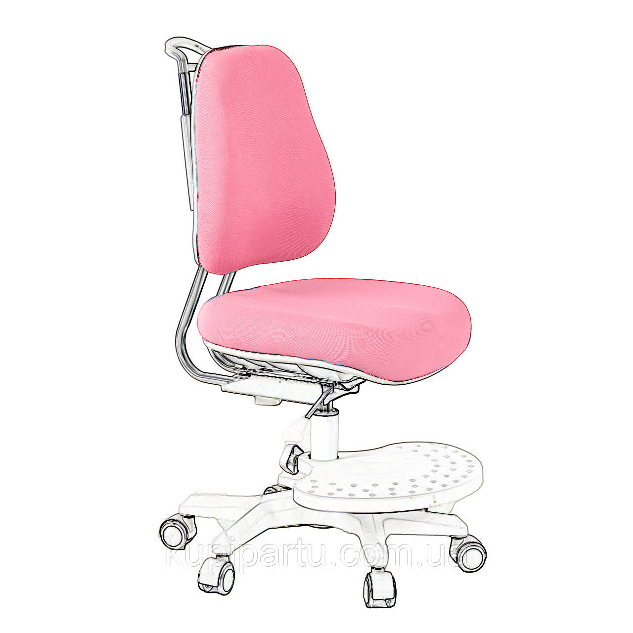 Чохол для крісла Cubby Paeonia Pink