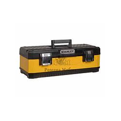 Ящик інструментальний 58см металопластик Stanley 1-95-613 | инструментальный металлопластик