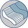 Детская ортопедическая подушка с эффектом памяти - Olvi J2501, фото 5