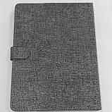 """Універсальний чохол для планшета 9-10"""" Only Чорний+Білий, фото 2"""