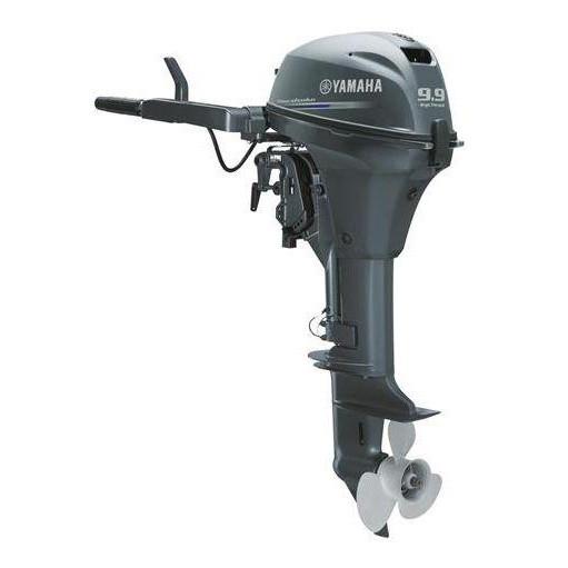 Двигун для човна Yamaha, 9.9 лс, 4 тактний, FT9.9LEX - підвісний двигун для яхт і рибальських човнів
