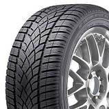 Зимние шины 255/50/19 107H XL Dunlop SP Winter Sport 3D , фото 2