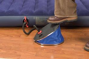 Ножний насос Intex 69611, розмір 29см, фото 2