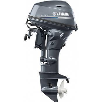 Лодочный мотор Yamaha F15CES - подвесной мотор для яхт и рыбацких лодок