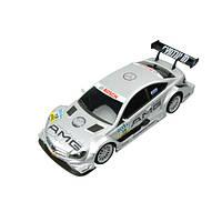 Автомобиль радиоуправляемый - DTM MERCEDES-BENZ C-CLASS COUPE AMG (серебристый, черный, 1:16)