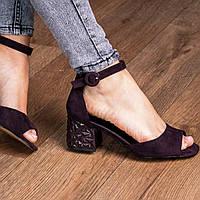Женские  босоножки на каблуке. Размер 36-41, фото 1