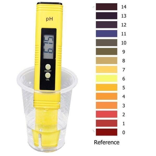 Тестер для измерения кислотности воды, pH уровня, модель PH-009(i)A, электронный