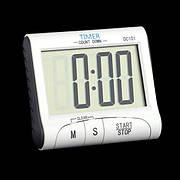 Электронные часы таймер DC-101 для кухни с большим ЖК-экраном, магнитное крепление