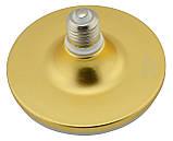 Лампа світлодіодна лампочка UKC 18W E27 (2883), фото 3