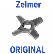 Двухсторонний нож для мясорубки Zelmer (Зелмер) номер №5 887.5 687.54 887.54 687.5 887.8