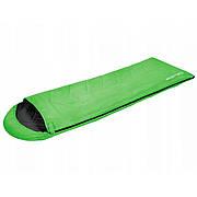 Спальный мешок одеяло SportVida SV-CC0016 Green/Black (спальник)