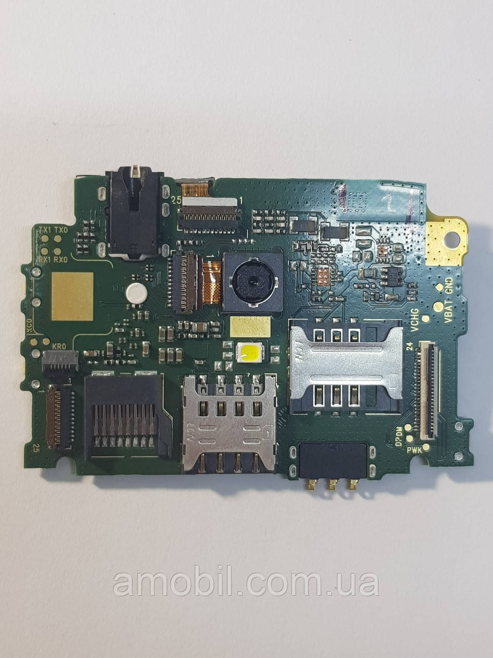 Материнська плата Prestigio PSP3502 DUO з камерами робоча