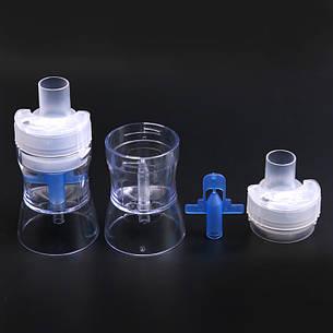 Розпилювальна ємність для небулайзера (колба, чаша, камера для ліків) Microlife, фото 2