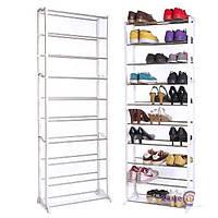 Органайзер для обуви Amazing shoe rack Эмейзинг шу рек - лучший органайзер для обуви
