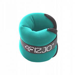 Обважнювачі манжети для ніг і рук 4FIZJO 2 x 0.5 кг 4FJ0171, фото 2