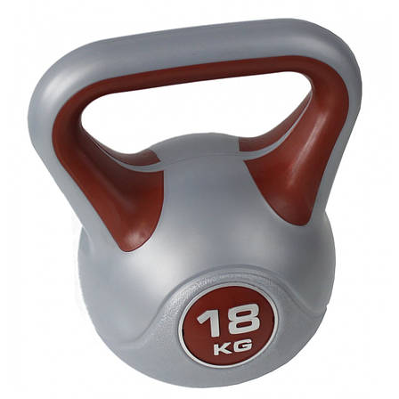 Гиря SportVida 18 кг SV-HK0085, фото 2