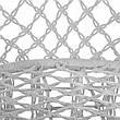 Подвесное кресло-качели (плетеное) Springos SPR0011 Grey, фото 6