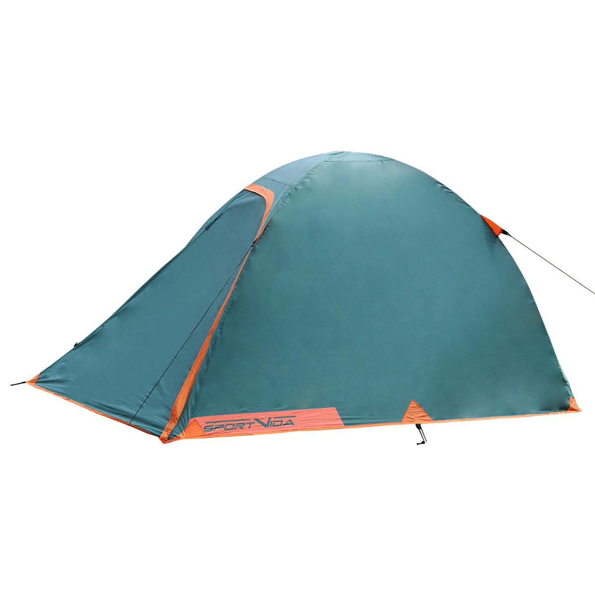 Палатка туристична чотиримісна SportVida 285 x 240 см SV-WS0021