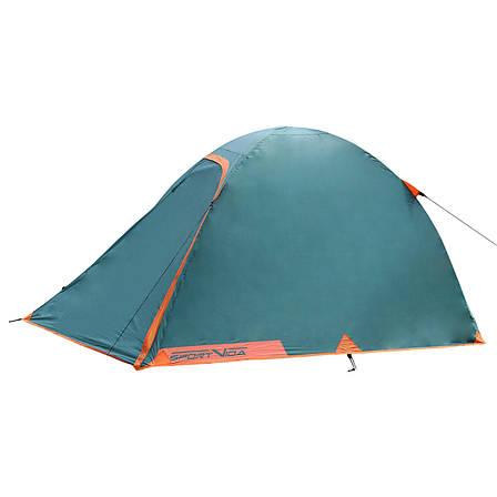 Палатка туристическая четырехместная SportVida 285 x 240 см SV-WS0021, фото 2