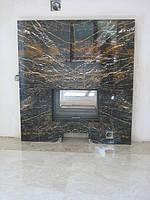 Каминный портал двухсторонний