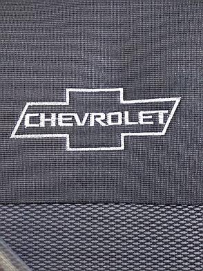 Чохли Chevrolet Lacetti з 2004 р. 2/3 спина / 4 підголівника, фото 2