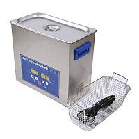 PS-30A, 6.5 л, 180Вт Ультразвукова ванна, металева Jeken