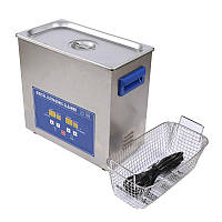 Ультразвуковая ванна Jeken PS-30A, 6.5л, 180Вт, металлическая