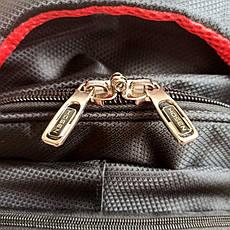 Рюкзак міський Hosen з USB портом для заряджання телефону, фото 3
