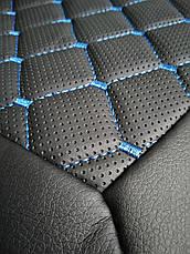 Авточохли Еко-шкіра на сидіння авто Комплект на передні сидіння екошкіра, фото 3