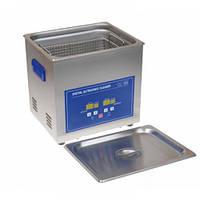 PS-40A, 10.0 л, 240Вт Ультразвукова ванна металева, Jeken