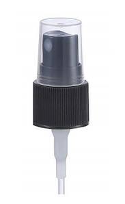 Кнопочный распылитель черный 20/410 (спрей, пульверизатор)