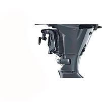 Лодочный мотор Yamaha F20GMHL - подвесной мотор для яхт и рыбацких лодок, фото 2