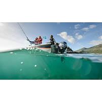 Лодочный мотор Yamaha F20GMHL - подвесной мотор для яхт и рыбацких лодок, фото 3