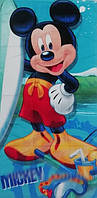 Полотенце пляжное Mickey от Disney 70/140 р.