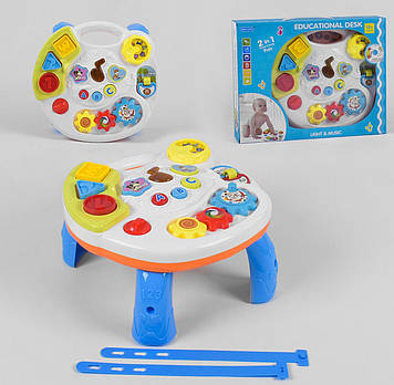 Развивающий столик для ребенка Подвеска на кроватку Музыкальный столик детский Столик игровой для ребенка