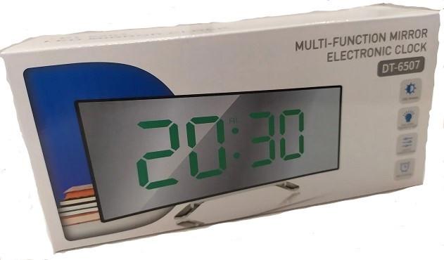 Часы 6507 зеленые
