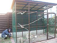 Вольер для птиц , фото 1