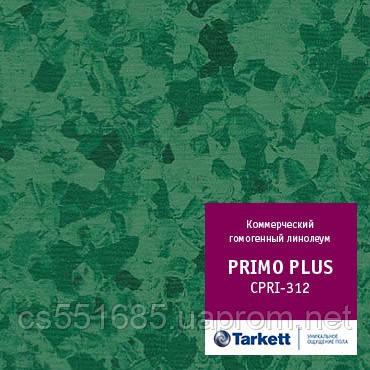 CPRPI 312 - линолеум коммерческий гомогенный 34 класс, коллекция Primo Plus (Праймо плюс) Tarkett (Таркетт)