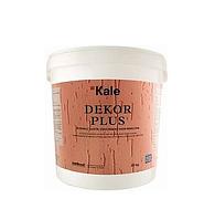 DEKOR + - Силіконова штукатурка «КОРОЇД» 2,5 мм. Kale Decor