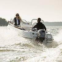 Двигун для човна Yamaha F40FETS  - підвісний двигун для яхт і рибальських човнів, фото 5