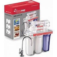 Проточные фильтры для очистки воды в домашних условиях.