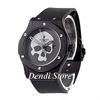 Часы Hublot Skull Bang Mechanic Black-Black-Gray