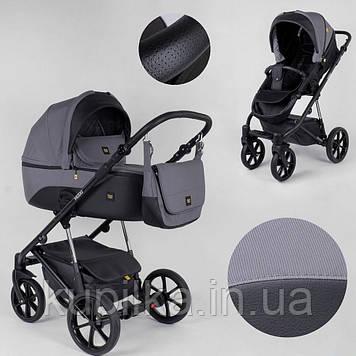 Детская универсальная коляска 2 в 1 Expander MODO M-42392 цвет Graphite водоотталкивающая ткань
