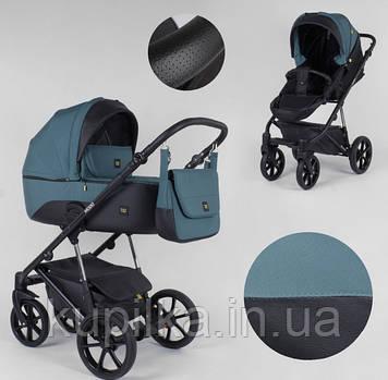 Универсальная коляска детская 2 в 1 Expander MODO M-10255 цвет Adriatic водоотталкивающая ткань
