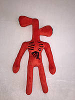 Мягкая игрушка Karinka Siren Head Сиреноголовый монстр 40 см Красный